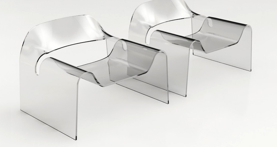 ... Ghost Armchair By Fiam Italia Modern Armchairs Los Angeles ...