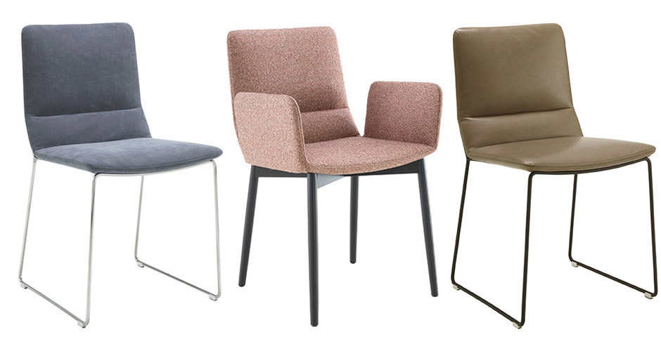 Bendchair By Ligne Roset Modern Dining Chairs Linea