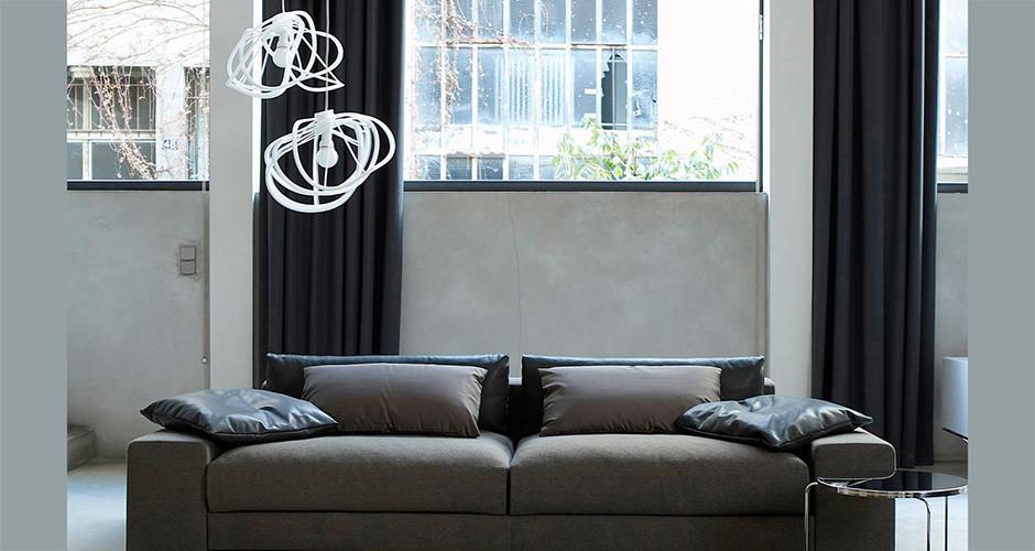 bloom by ligne roset modern suspension lamps linea inc. Black Bedroom Furniture Sets. Home Design Ideas