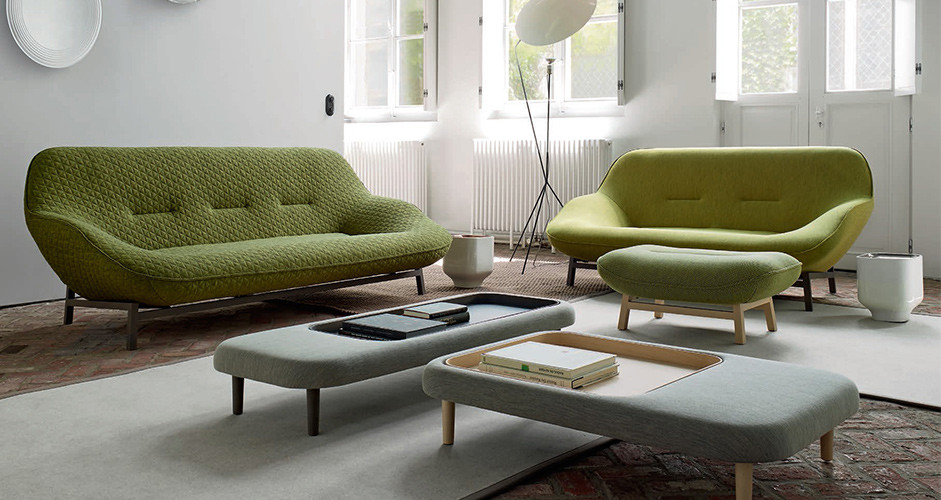 Cosse by ligne roset modern sofas linea inc modern for Modern furniture los angeles