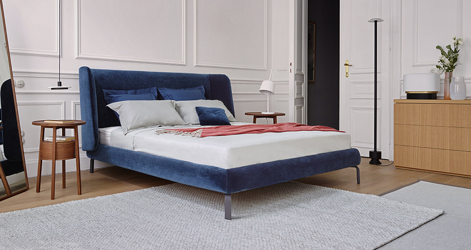 Desd Mone Bed By Ligne Roset Modern Beds Los Angeles