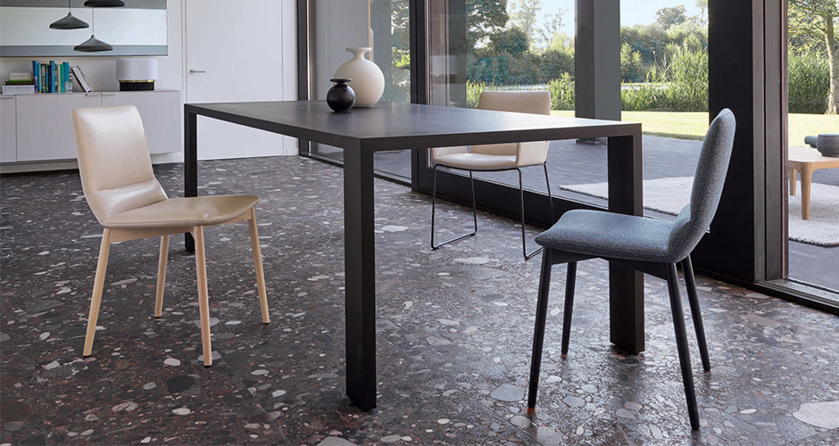 ... Eaton Dining Table By Ligne Roset Modern Conference Tables Los Angeles  ...
