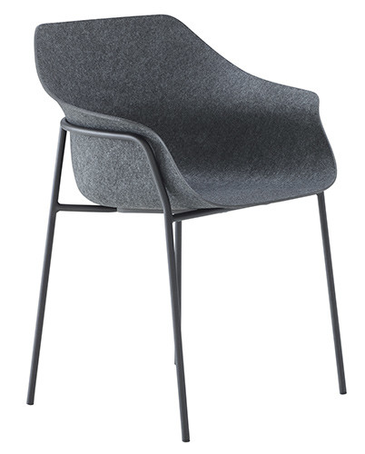 Ettoriano By Ligne Roset Modern Dining Chairs Linea