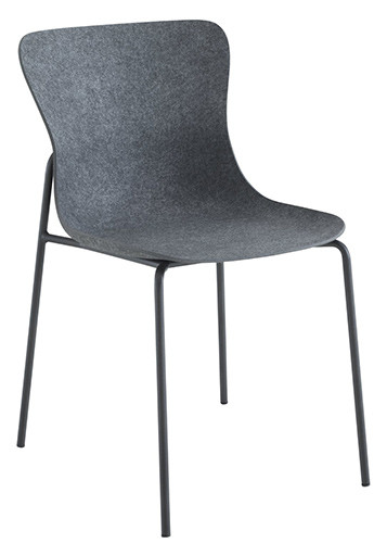 Ettoriano by ligne roset modern dining chairs linea for Modern furniture inc