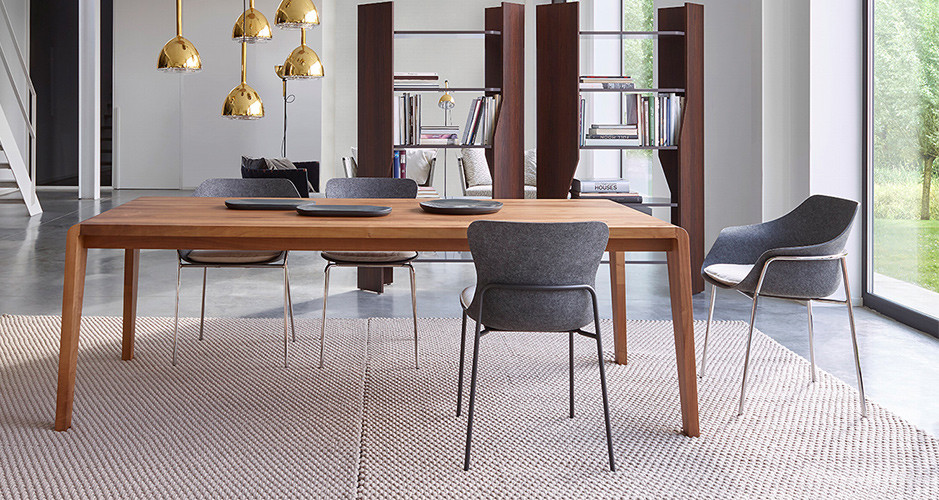 Ettoriano Bridge Chair By Ligne Roset Modern Dining Chairs Los Angeles