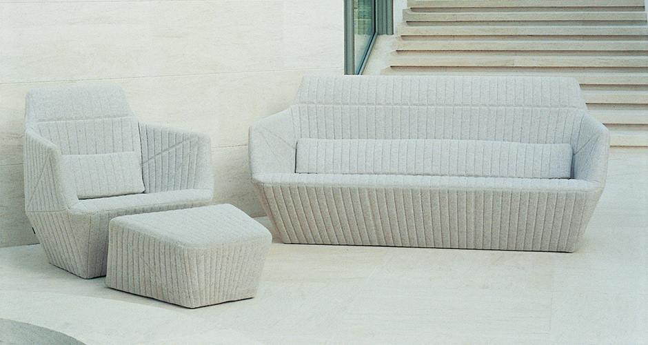 Facett by ligne roset modern sofas linea inc modern for Modern furniture inc