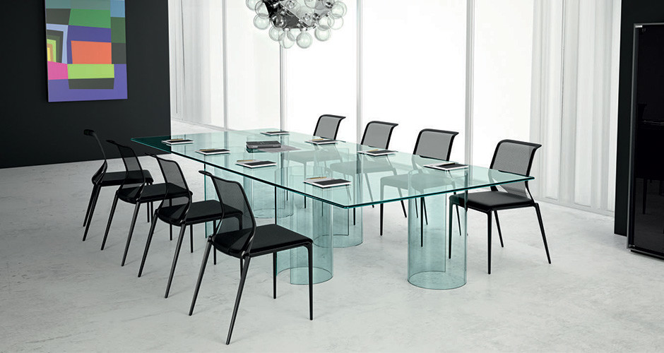 ... Luxor Conference Table By Fiam Italia Modern Conference Tables Los  Angeles ...