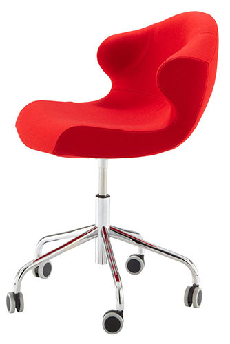 Alster Desk Chair by Ligne Roset Modern Desk Chairs Los Angeles