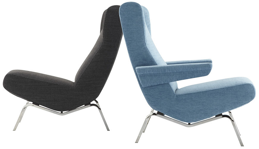 archi by ligne roset modern lobby seating linea inc modern furniture los angeles. Black Bedroom Furniture Sets. Home Design Ideas