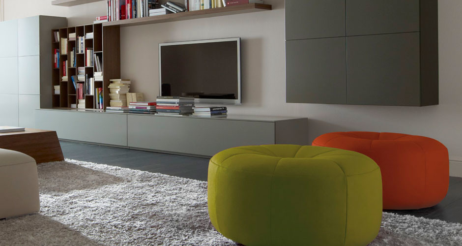 book look by ligne roset modern sideboards tv units linea inc modern furniture los angeles. Black Bedroom Furniture Sets. Home Design Ideas