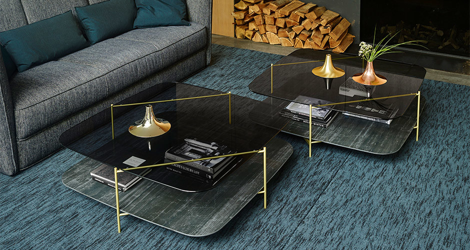 Clyde By Ligne Roset Modern Coffee Tables Linea Inc