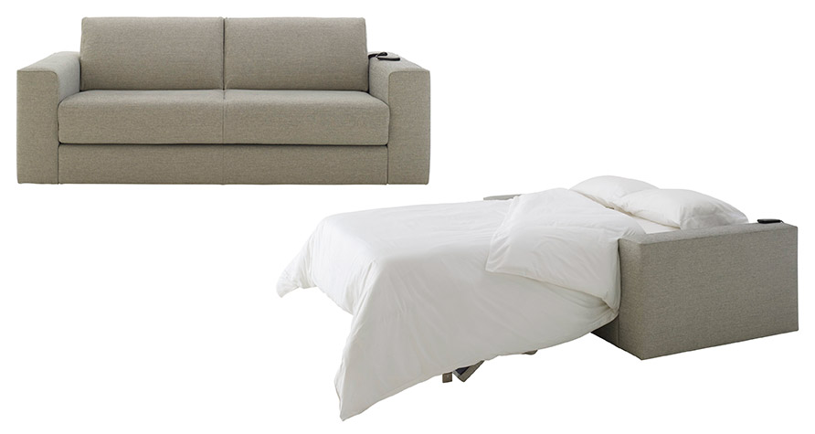 ligne roset schlafcouch ligne roset smala designer sofa schlafcouch top zustand in ligne roset. Black Bedroom Furniture Sets. Home Design Ideas