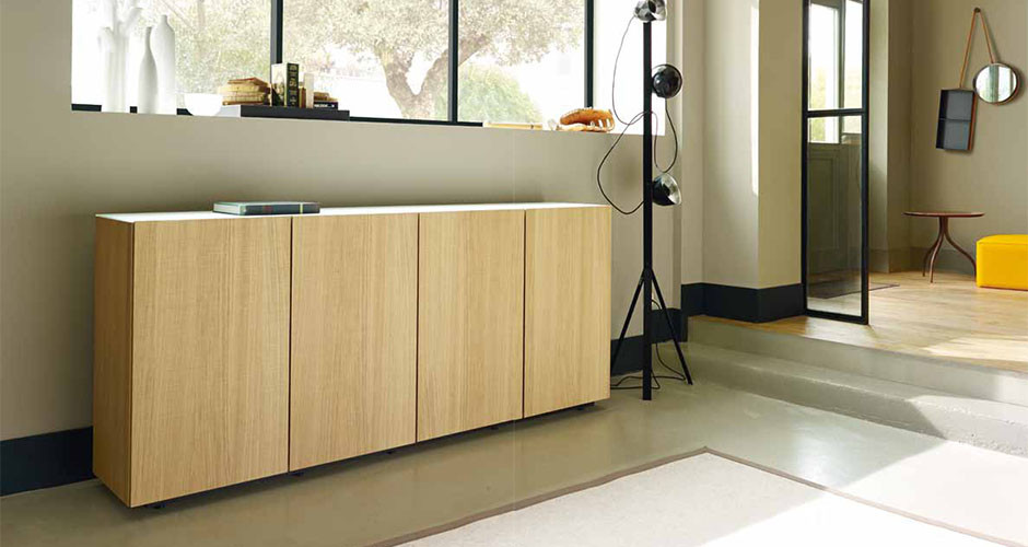 et cetera by ligne roset modern sideboards tv units linea inc modern furniture los angeles. Black Bedroom Furniture Sets. Home Design Ideas