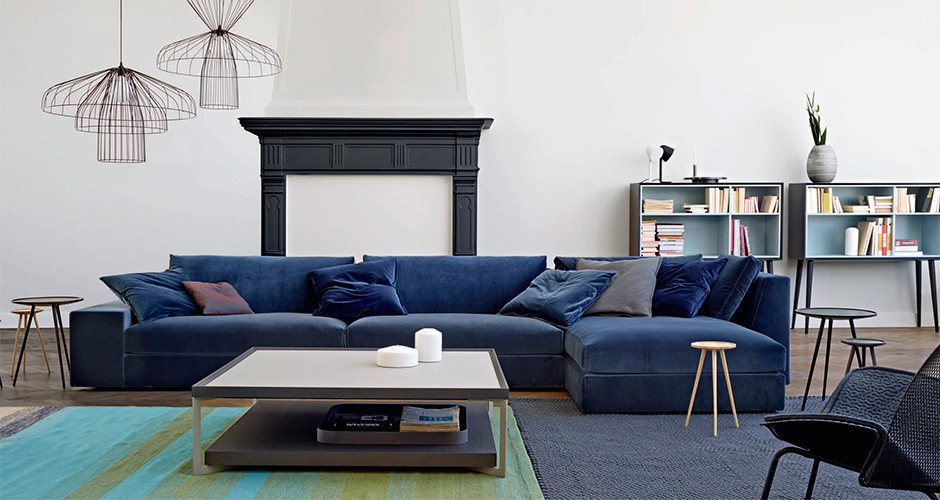 Estampe Coffee Table By Ligne Roset Modern Tables Los Angeles