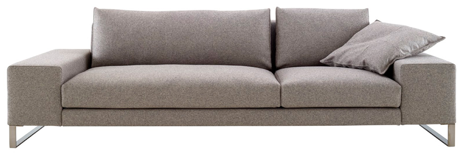 Exclusif 2 Sofa by Ligne Roset Modern Sofas Los Angeles