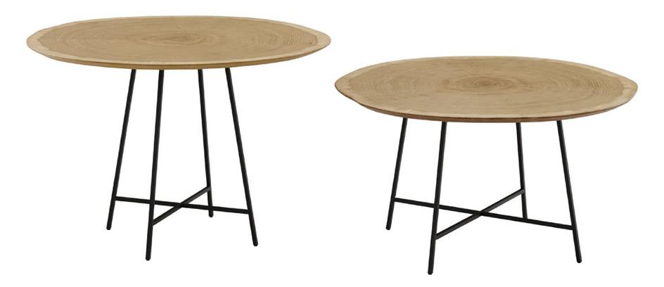 Alburni by ligne roset modern side tables linea inc - Table yoyo ligne roset ...