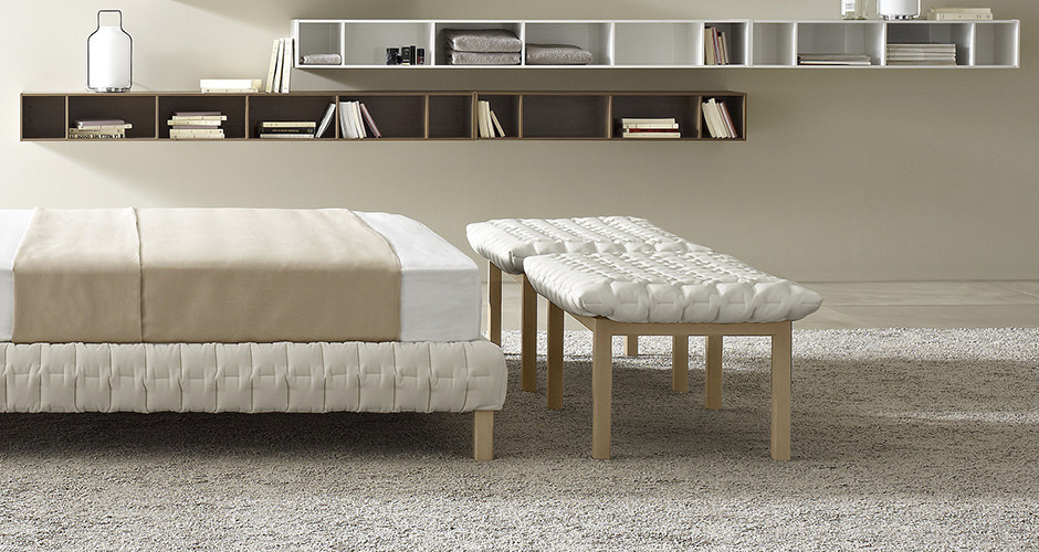 Ruché by Ligne Roset | Modern Ottomans/Benches - Linea Inc Modern ...