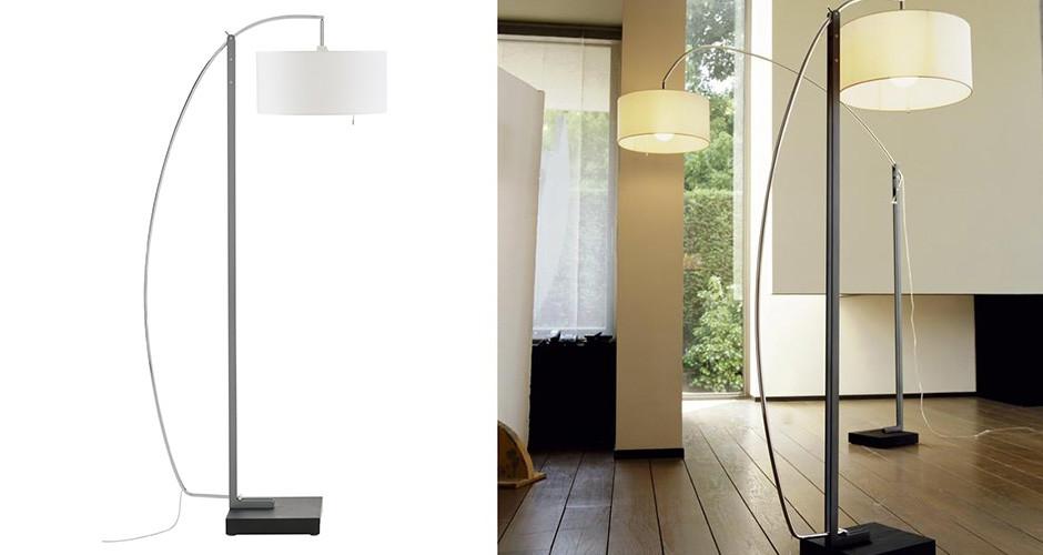 mama by ligne roset modern floor lamps linea inc modern furniture los angeles. Black Bedroom Furniture Sets. Home Design Ideas