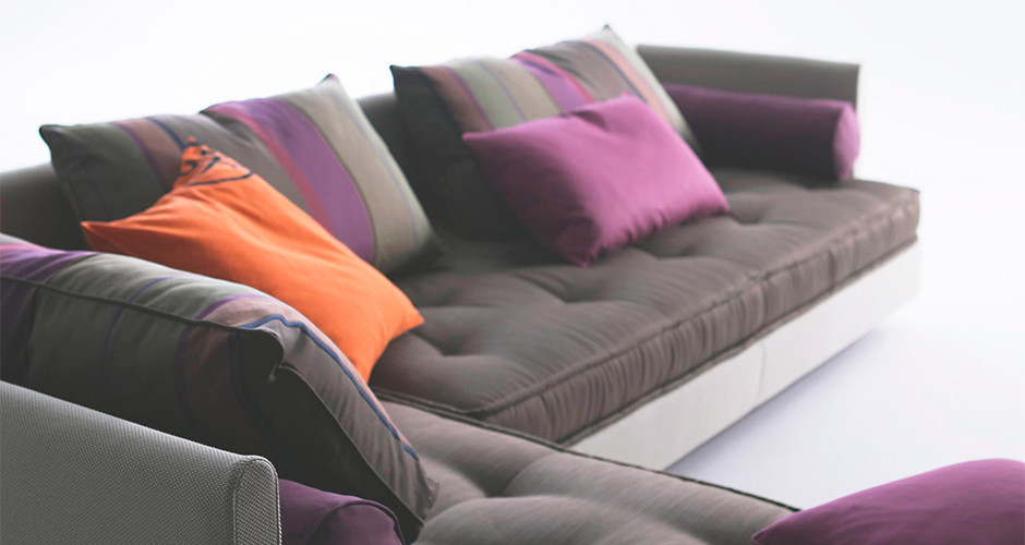 Nomade by ligne roset modern sofa beds linea inc - Nomad sofa ligne roset ...