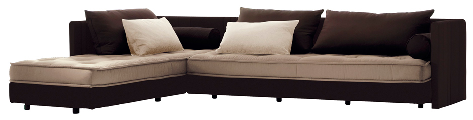 Nomade by ligne roset modern sofas linea inc modern furniture los angeles - Ligne roset nomade sofa ...