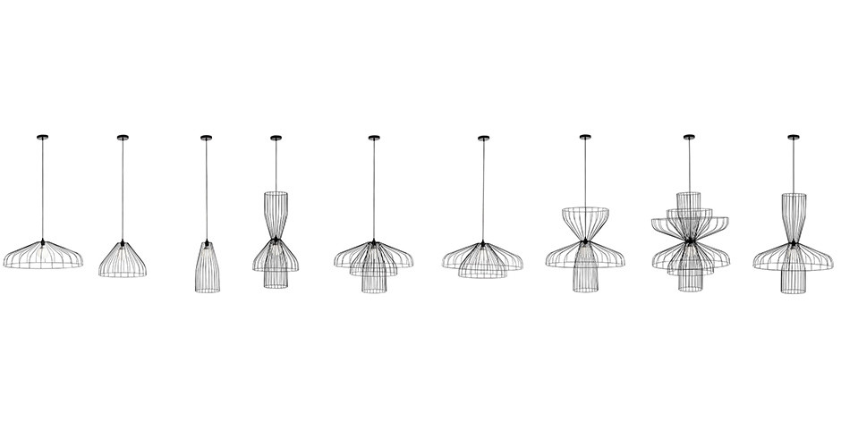 Parachute By Ligne Roset Modern Lighting Linea Inc