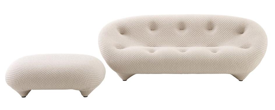 ploum by ligne roset modern ottomans benches linea inc modern furniture los angeles. Black Bedroom Furniture Sets. Home Design Ideas