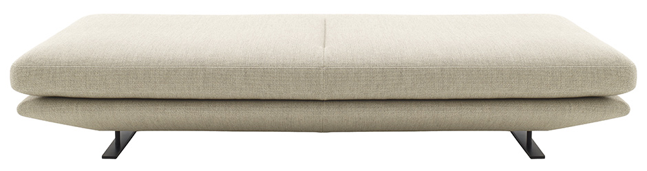 Fabric Covered Bench Seat