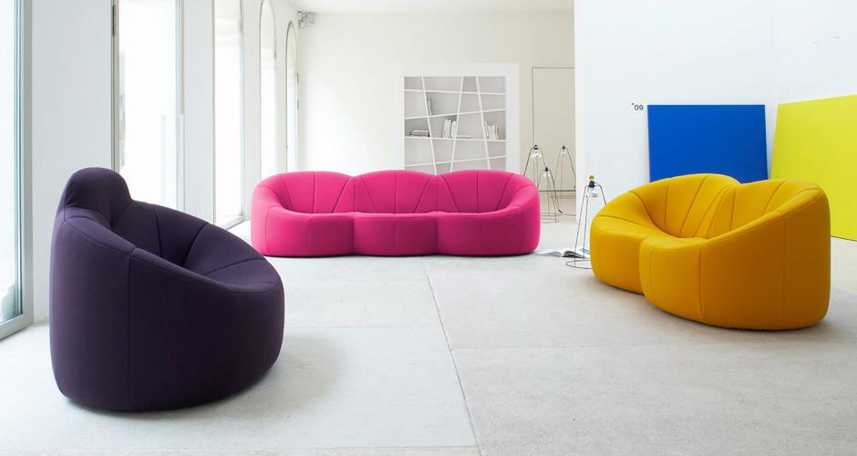 ligne roset pumpkin sofa clearance. Black Bedroom Furniture Sets. Home Design Ideas