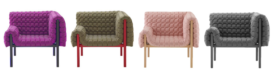 ... Ruché Armchair By Ligne Roset Modern Arm Chairs Los Angeles ...
