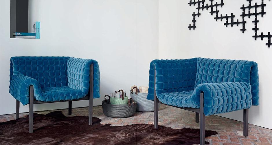 ruch by ligne roset modern arm chairs linea inc modern furniture los angeles. Black Bedroom Furniture Sets. Home Design Ideas