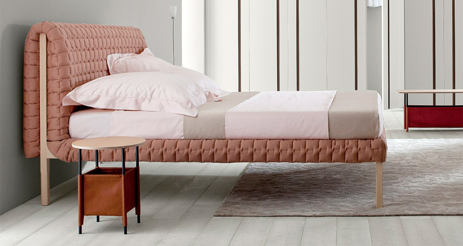 Ligne Roset King Bed