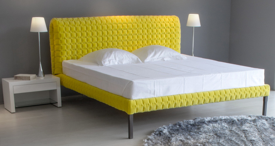 Ruché Bed by Ligne Roset Modern Beds Los Angeles
