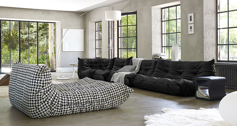 Togo Collection By Ligne Roset Modern Sofas Los Angeles