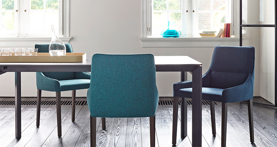 Long Island By Ligne Roset Modern Dining Chairs Linea Inc Modern Furniture Los Angeles