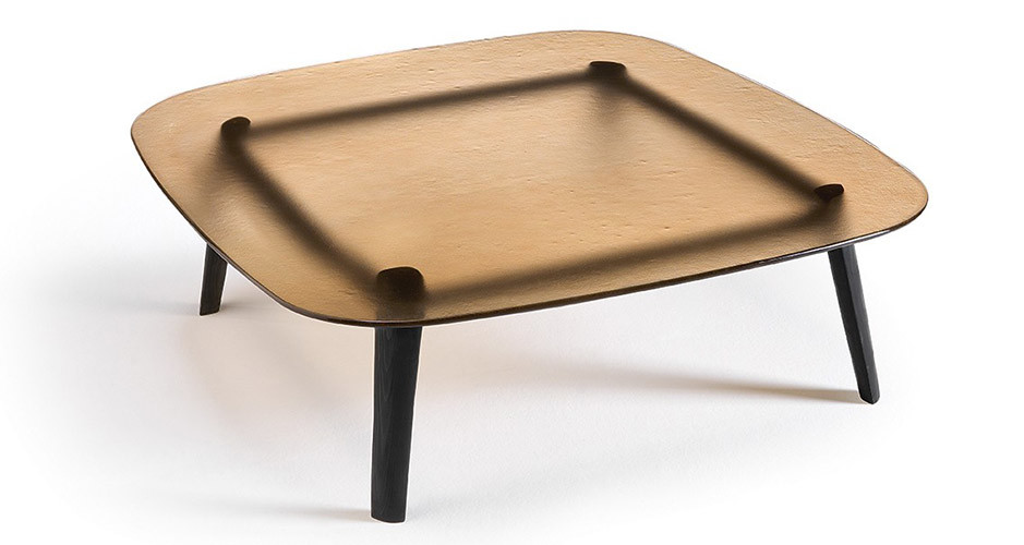 Magma Coffee Table By Fiam Italia Modern Tables Los Angeles