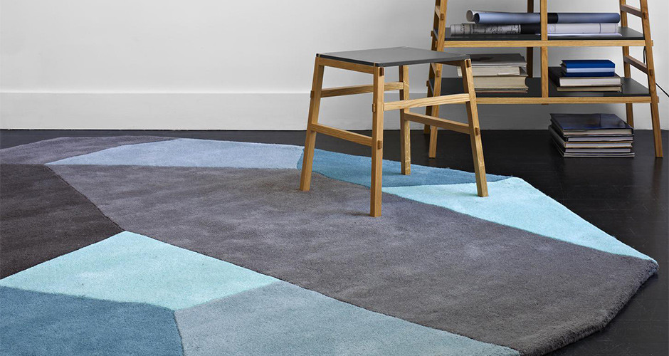 Menhir by ligne roset modern rugs linea inc modern for Modern rugs los angeles