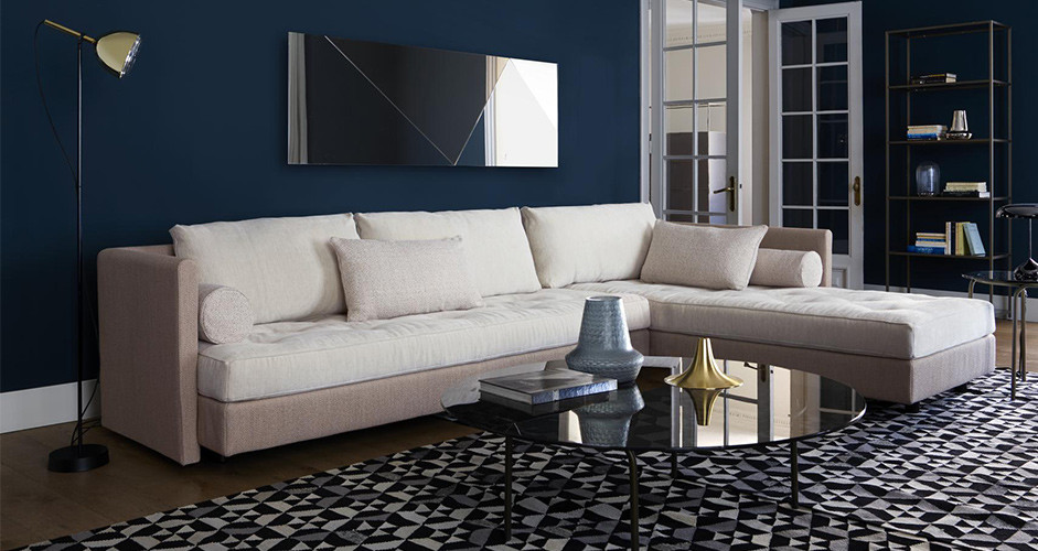 nomade by ligne roset modern sofas linea inc modern furniture los angeles. Black Bedroom Furniture Sets. Home Design Ideas