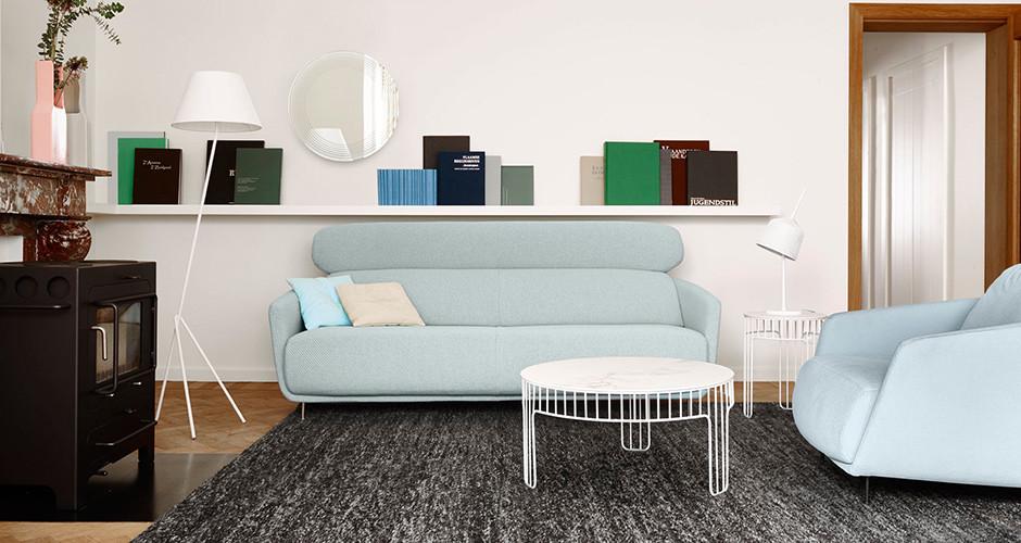 ... Okura Medium Sofa (High Back) By Ligne Roset Modern Sofas Los Angeles