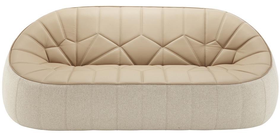 ottoman by ligne roset modern sofas linea inc modern furniture los angeles. Black Bedroom Furniture Sets. Home Design Ideas