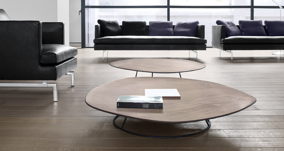 Pebble by ligne roset modern coffee tables linea inc for Modern furniture los angeles