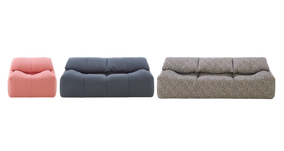 plumy by ligne roset modern sofas linea inc modern furniture los angeles. Black Bedroom Furniture Sets. Home Design Ideas