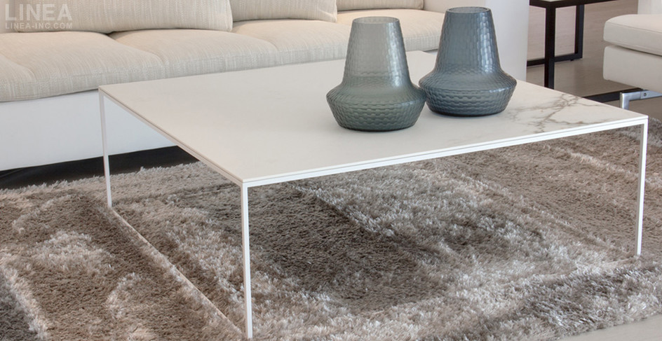 Space By Ligne Roset Modern Coffee Tables Linea Inc Modern Furniture Los Angeles
