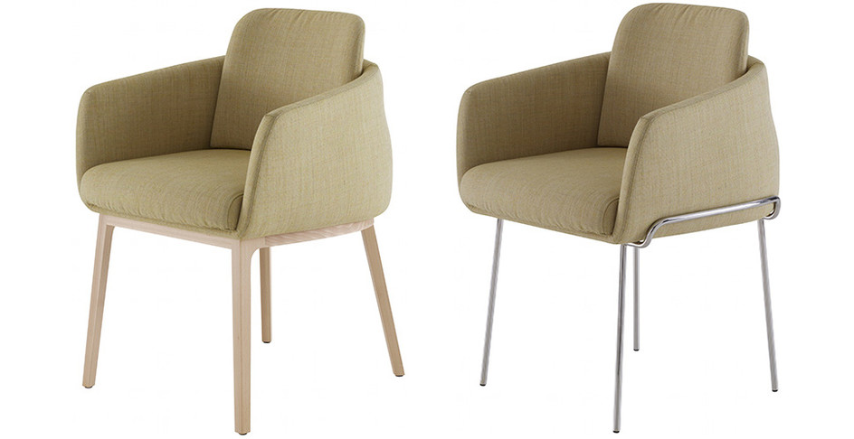 tadao by ligne roset modern dining chairs linea inc modern furniture los angeles. Black Bedroom Furniture Sets. Home Design Ideas