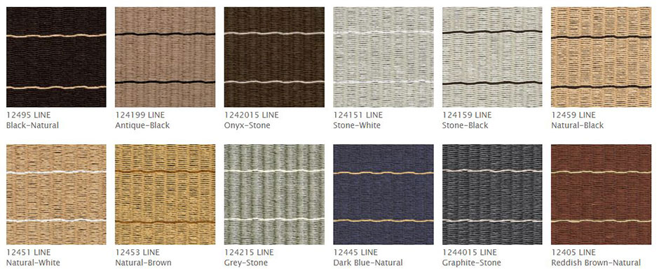 Line Rug Collection by Woodnotes Modern Rugs Los Angeles