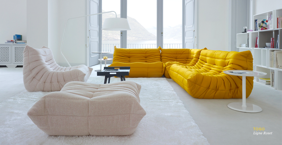 Linea 1234 Visit The Ligne Roset Showroom Modern Furniture Los Angeles